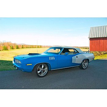 1971 Plymouth CUDA for sale 101119899