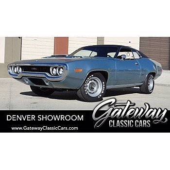 1971 Plymouth GTX for sale 101422996