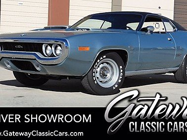 1971 Plymouth GTX for sale 101490865