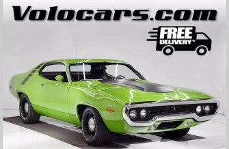 1971 Plymouth Roadrunner for sale 101341860