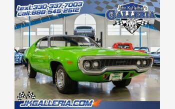 1971 Plymouth Satellite for sale 101241397
