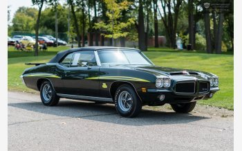 1971 Pontiac GTO for sale 101393204