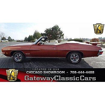 1971 Pontiac GTO for sale 100964766