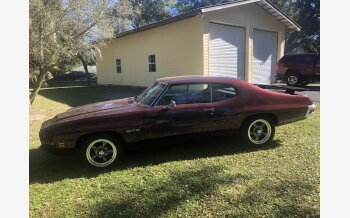 1971 Pontiac GTO for sale 101267286