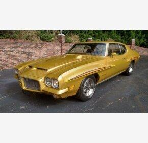 1971 Pontiac GTO for sale 101298819