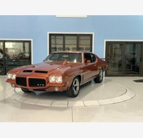 1971 Pontiac GTO for sale 101305967