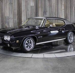 1971 Pontiac GTO for sale 101336920