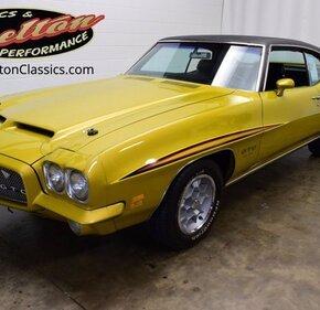 1971 Pontiac GTO for sale 101390618