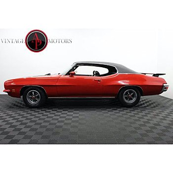 1971 Pontiac GTO for sale 101416512