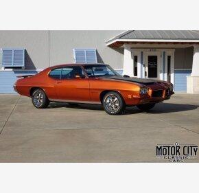 1971 Pontiac GTO for sale 101470416