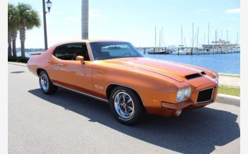 1971 Pontiac GTO for sale 101486668