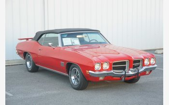 1971 Pontiac Le Mans for sale 101106650