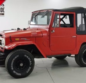 1971 Toyota Land Cruiser for sale 101132822