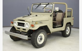 1971 Toyota Land Cruiser for sale 101254474