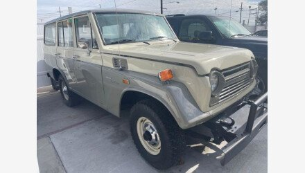 1971 Toyota Land Cruiser for sale 101438569