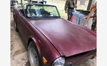 1971 Triumph TR6 for sale 100906850