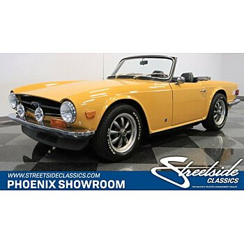 1971 Triumph TR6 for sale 101070780