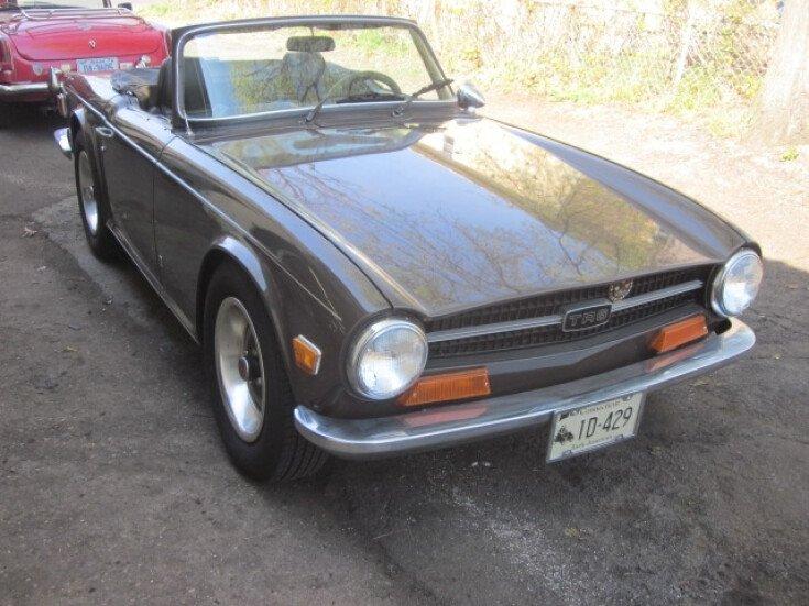 1971 Triumph TR6 for sale 100762711