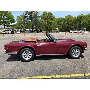 1971 Triumph TR6 for sale 100962322