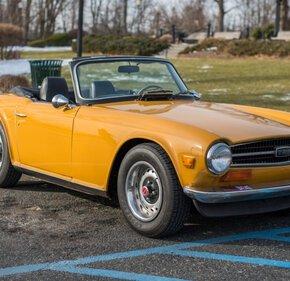 1971 Triumph TR6 for sale 101317427
