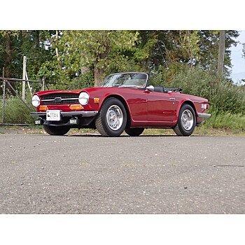 1971 Triumph TR6 for sale 101381653