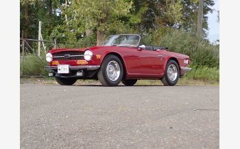 1971 Triumph TR6 for sale 101381653