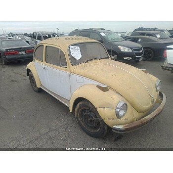 1971 Volkswagen Beetle for sale 101224535