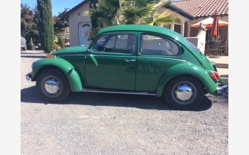 1971 Volkswagen Beetle Coupe for sale 101359236