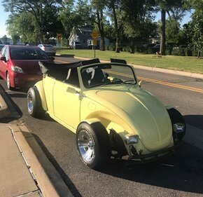 1971 Volkswagen Beetle Super Convertible for sale 101345712
