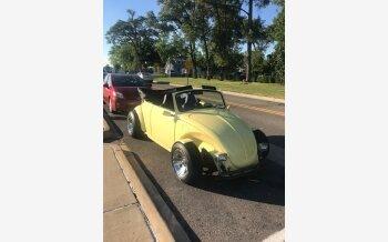 1971 Volkswagen Beetle Super Convertible for sale 101345712