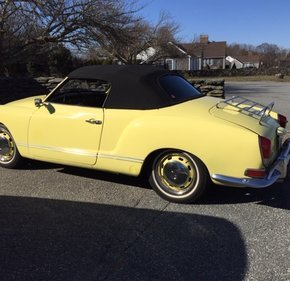 1971 Volkswagen Karmann-Ghia for sale 101116586