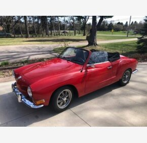 1971 Volkswagen Karmann-Ghia for sale 101319960