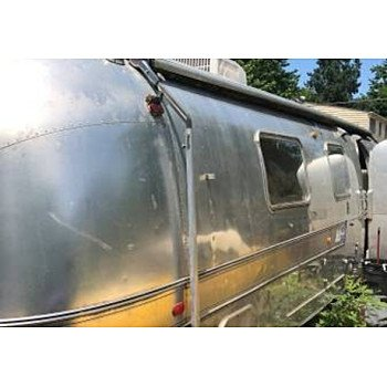 1972 Airstream Sovereign for sale 300165425
