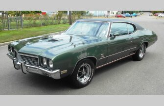 Buick Muscle Car >> Buick Muscle Cars And Pony Cars For Sale Classics On