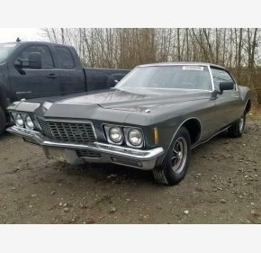 1972 Buick Riviera for sale 101091602