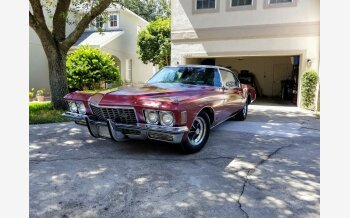 1972 Buick Riviera Coupe for sale 101217683