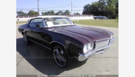 1972 Buick Skylark for sale 101015021
