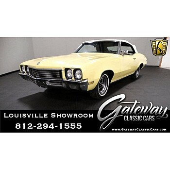 1972 Buick Skylark for sale 101092471