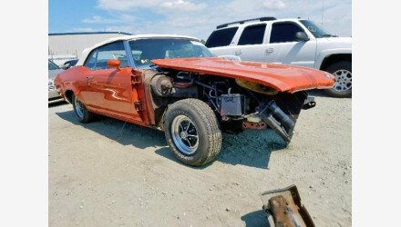 1972 Buick Skylark for sale 101215972