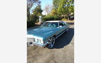 1972 Cadillac De Ville Coupe for sale 101411534
