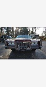 1972 Cadillac Eldorado for sale 101058639