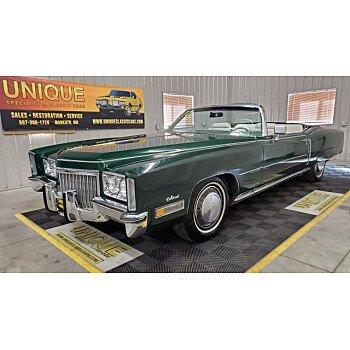 1972 Cadillac Eldorado for sale 101146265