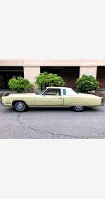 1972 Cadillac Eldorado for sale 101245790