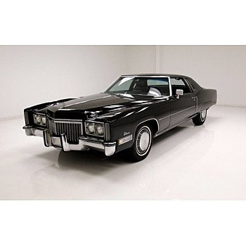 1972 Cadillac Eldorado for sale 101365939