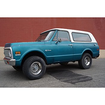 1972 Chevrolet Blazer for sale 101065154