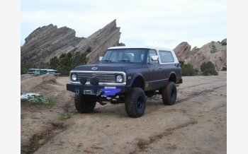 1972 Chevrolet Blazer 4WD 2-Door for sale 101109920