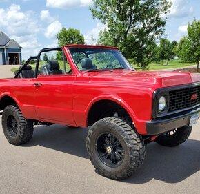 1972 Chevrolet Blazer 4WD 2-Door for sale 101177044