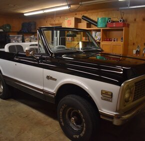1972 Chevrolet Blazer 4WD 2-Door for sale 101181534