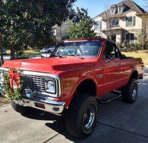 1972 Chevrolet Blazer 4WD 2-Door for sale 101257356