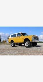 1972 Chevrolet Blazer for sale 101061101